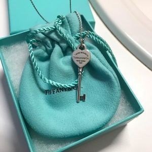 Authentic Tiffany's necklace